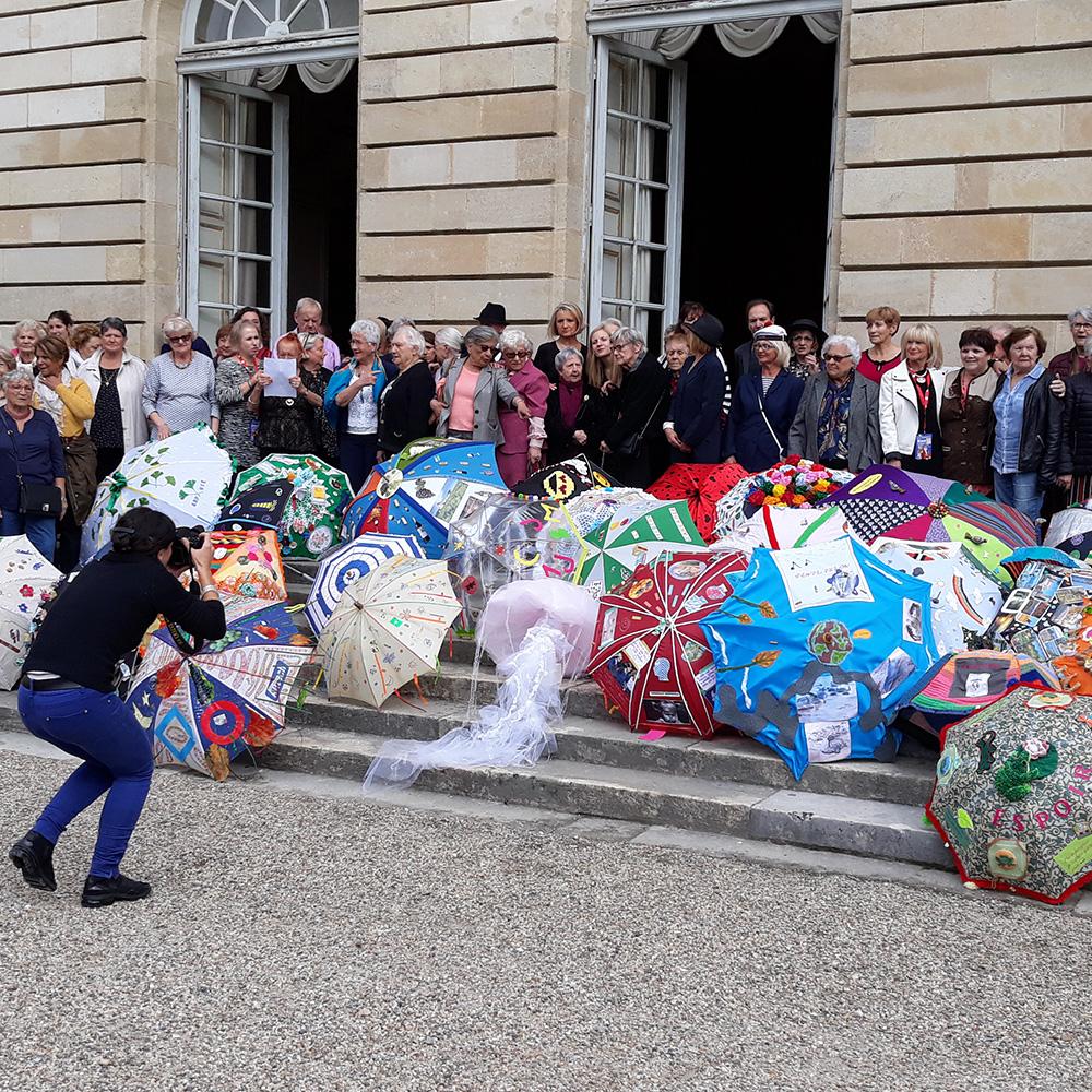 Inauguration de la Semaine Bleue à Bordeaux