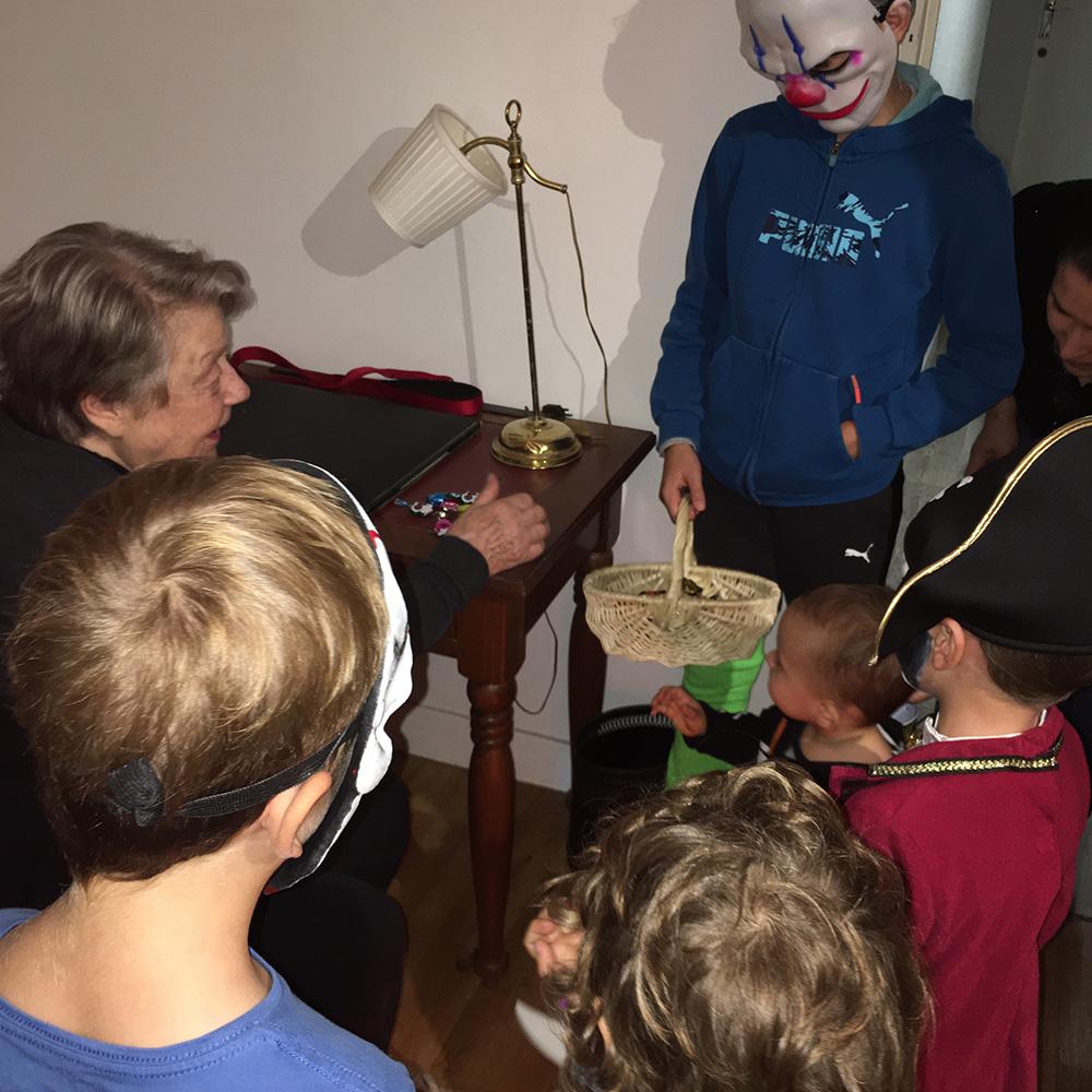 Halloween 31/10/19 aux Jardins d'Arcadie