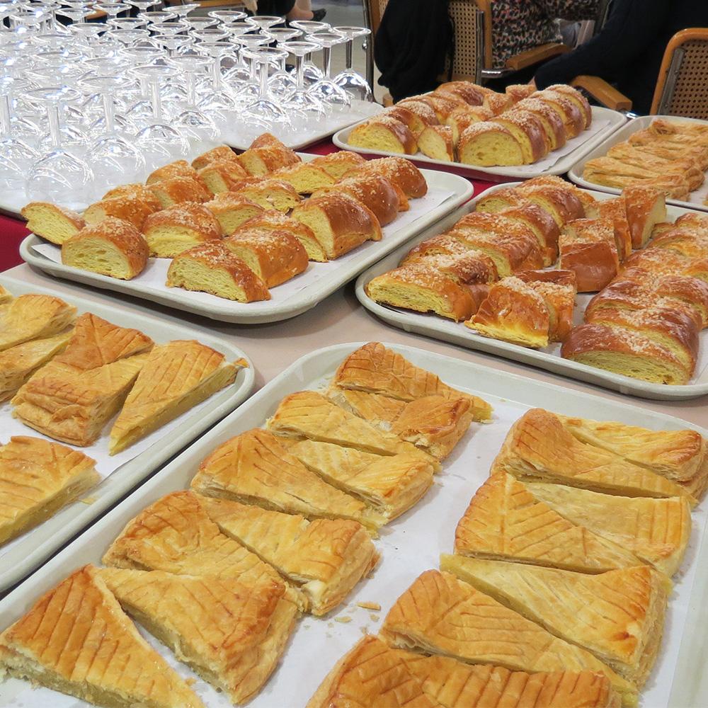 Galette des Rois 2020 - Les Jardins d'Arcadie Bordeaux