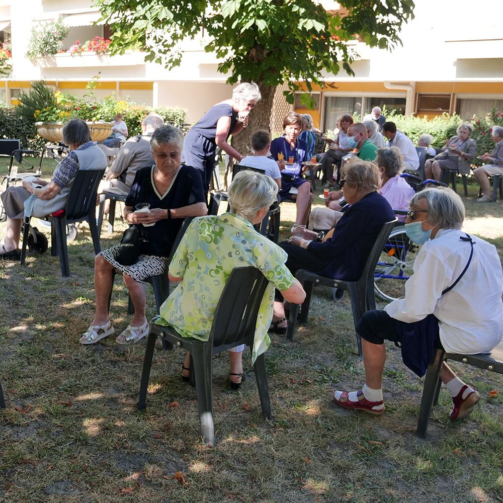 Garden Party du 14 juillet